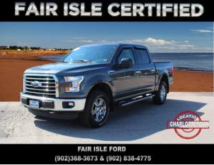 Used 2016 Ford F-150 XLT for sale in Charlottetown, PE