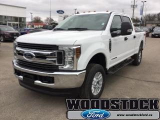 New 2019 Ford F-250 Super Duty XLT  603A, CREW CAB, NAVIGATION for sale in Woodstock, ON