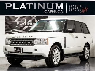 Used 2007 Land Rover Range Rover Supercharged V8, NAVI, PANO, CAM, Heated Seats for sale in Toronto, ON
