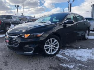 Used 2016 Chevrolet Malibu LT - Back Up Camera - Air for sale in St Catharines, ON