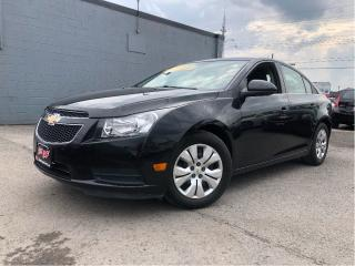 Used 2014 Chevrolet Cruze 1LT - Ex-Lease - Bluetooth for sale in St Catharines, ON