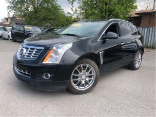 Used 2014 Cadillac SRX Ultimate| AWD| Panoroof| Pwr Tailgate for sale in St Catharines, ON