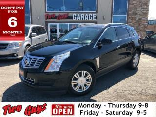 Used 2015 Cadillac SRX Luxury| Navigation| Bluetooth | AWD for sale in St Catharines, ON