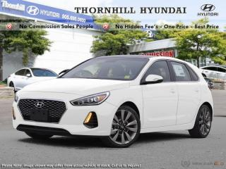 New 2018 Hyundai Elantra GT Sport  - Sunroof -  Heated Seats for sale in Thornhill, ON