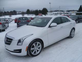 Used 2015 Cadillac CTS Cuir-Gps for sale in East broughton, QC