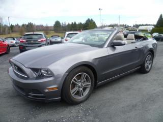 Used 2013 Ford Mustang Premium for sale in East broughton, QC
