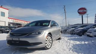 Used 2015 Chrysler 200 LX for sale in Quesnal, BC