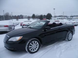 Used 2012 Chrysler 200 Touring for sale in East broughton, QC