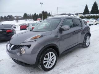 Used 2015 Nissan Juke SV for sale in East broughton, QC