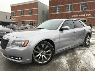 Used 2014 Chrysler 300 300S MAGS CUIR  NAVIGATION for sale in Laval, QC