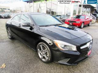 Used 2016 Mercedes-Benz CLA-Class 4dr Sdn CLA 250 4MATIC for sale in Surrey, BC