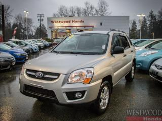 Used 2009 Kia Sportage LX for sale in Port Moody, BC