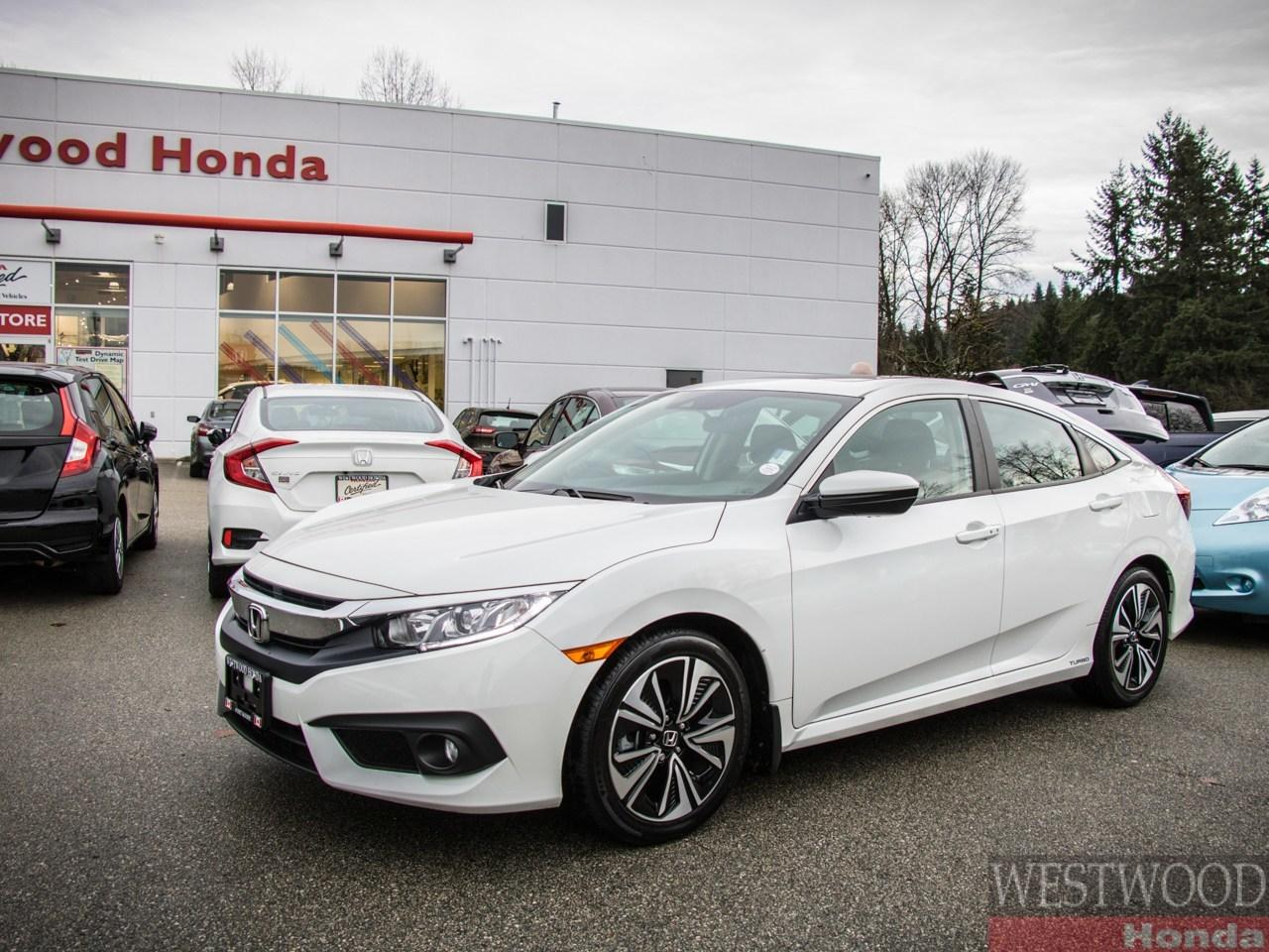 Used 2017 Honda Civic Ex T Factory Warranty Until 2024 For Sale In