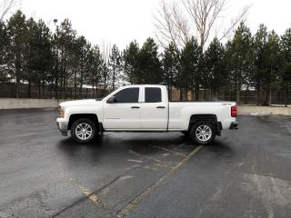 Used 2014 Chevrolet Silverado 1500 LT Dbl Cab 4X4 for sale in Cayuga, ON