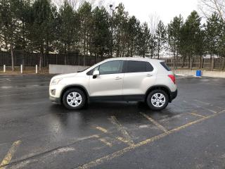 Used 2013 Chevrolet Trax LS FWD for sale in Cayuga, ON