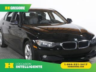 Used 2015 BMW 320 320I XDRIVE XDRIVE A/C for sale in St-Léonard, QC
