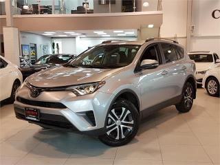 Used 2017 Toyota RAV4 LE-AWD-BACK UP CAMERA-BLUETOOTH-ONLY 63KM for sale in Toronto, ON
