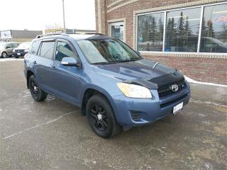 Used 2010 Toyota RAV4 4WD*ACCIDENT FREE*SPORT RIMS*CLEAN CONDITION*V6* for sale in Winnipeg, MB