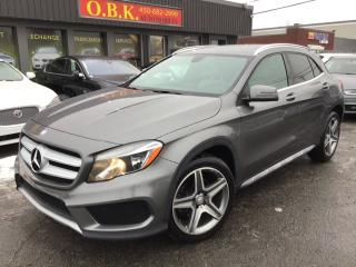 Used 2015 Mercedes-Benz GLA Gla250 Awd-Amg Pkg for sale in Laval, QC