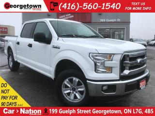 Used 2015 Ford F-150 XLT | 5.0L V8 | TOW PKG | 6 PASS | for sale in Georgetown, ON