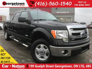 Used 2014 Ford F-150 XLT | 3.5L V6 | 4X4 | 6 PASS | 6 1/2 BOX for sale in Georgetown, ON
