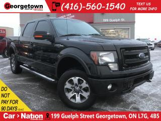 Used 2013 Ford F-150 XLT | FX4 | 5.0L | CLEAN CARFAX | TOW PKG for sale in Georgetown, ON