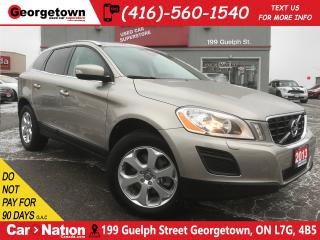 Used 2013 Volvo XC60 3.2 Premier | ONLY 46KM | 3.2L| AWD| UPG WOOD TRIM for sale in Georgetown, ON