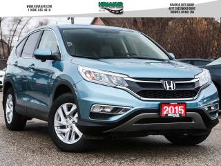 Used 2015 Honda CR-V EX-L for sale in North York, ON