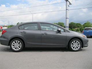 Used 2012 Honda Civic Sedan EX at for sale in Ottawa, ON