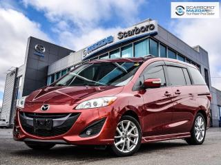Used 2015 Mazda MAZDA5 ONLY GT\LEATHER MOON ROOF for sale in Scarborough, ON