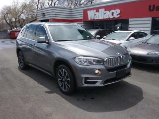 Used 2015 BMW X5 xDrive35i Pano Roof for sale in Ottawa, ON