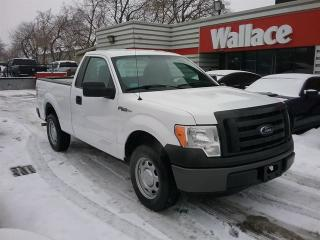 Used 2012 Ford F-150 6.5-ft. Bed 2WD LOW KMS for sale in Ottawa, ON