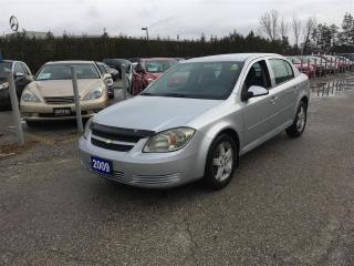 Used 2009 Chevrolet Cobalt LT1 Sedan for sale in Newmarket, ON