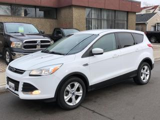 Used 2014 Ford Escape FWD 4dr SE for sale in Hamilton, ON