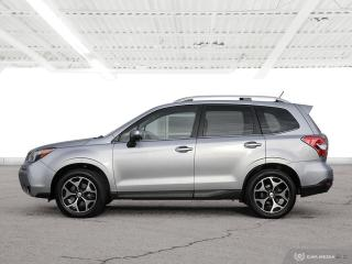 Used 2015 Subaru Forester 2.0XT Touring Bluetooth, Back Up Camera, Navigation, and More! for sale in Waterloo, ON