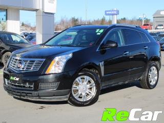 Used 2014 Cadillac SRX Luxury AWD | HEATED LEATHER | BACK UP CAM | SUNROOF for sale in Fredericton, NB