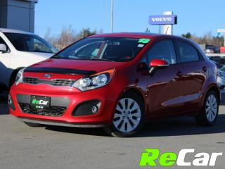 Used 2013 Kia Rio EX HEATED SEATS | SUNROOF | ONLY $50/WK TAX INC. $0 DOWN for sale in Fredericton, NB