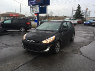 Used 2017 Hyundai Accent SE for sale in Brantford, ON