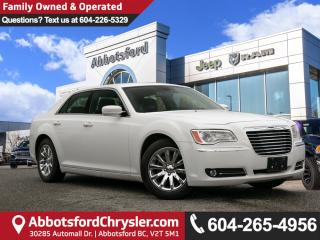 Used 2013 Chrysler 300 Touring *LOCALLY DRIVEN* for sale in Abbotsford, BC