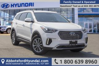Used 2018 Hyundai Santa Fe XL 2018 CLEAROUT! for sale in Abbotsford, BC