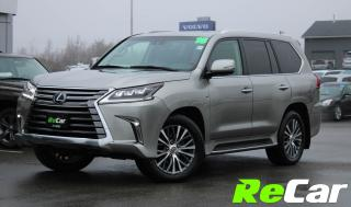 Used 2016 Lexus LX 570 LEATHER | NAVIGATION | DVD for sale in Fredericton, NB