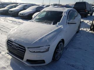 Used 2014 Audi A4 2.0 Progressiv S Line, Navigation, 6 Speed, Clean for sale in Toronto, ON