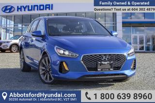 Used 2018 Hyundai Elantra GT Sport 2018 CLEAROUT! for sale in Abbotsford, BC