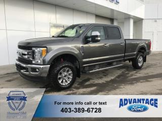 Used 2017 Ford F-350 XLT V8 Diesel - Trailer Tow / Brake for sale in Calgary, AB