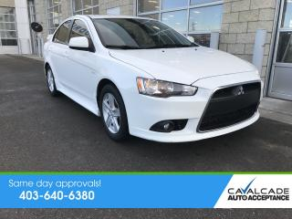 Used 2014 Mitsubishi Lancer SE for sale in Calgary, AB
