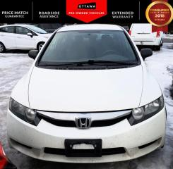 Used 2010 Honda Civic Sdn 4dr Auto DX-G for sale in Carp, ON