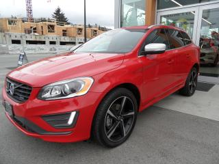Used 2015 Volvo XC60 T6 AWD R-Design Platinum for sale in North Vancouver, BC