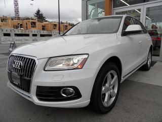 Used 2013 Audi Q5 2.0T quattro Technik for sale in North Vancouver, BC