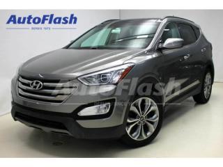 Used 2016 Hyundai Santa Fe Sport Ltd 2.0l Turbo Awd for sale in St-Hubert, QC