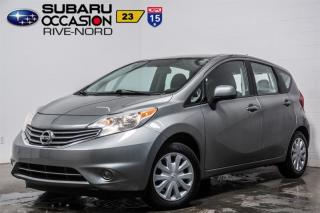 Used 2014 Nissan Versa Note S for sale in Boisbriand, QC